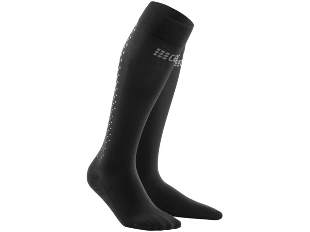 cep Recovery Pro Chaussettes Femme, black